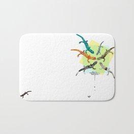 FORMOSA SERIES【Salamanders】 Bath Mat