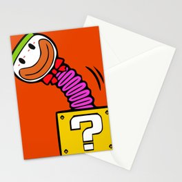 Koopa in the Box Stationery Cards