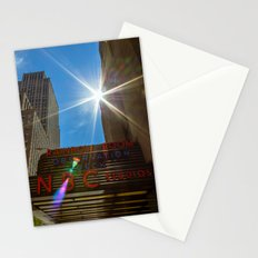 Rainbow Room Stationery Cards
