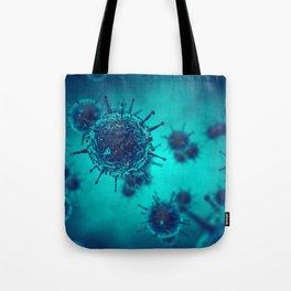 Viral disease Tote Bag