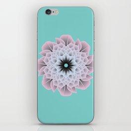 Digital Flower of Life (Zen) iPhone Skin