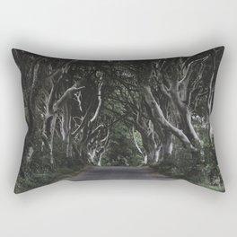 The Dark Hedges Rectangular Pillow