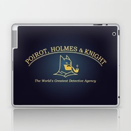 Great Detectives Laptop & iPad Skin