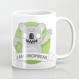 I Am Dropbear! Coffee Mug