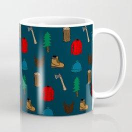 Lumberjack Things Coffee Mug