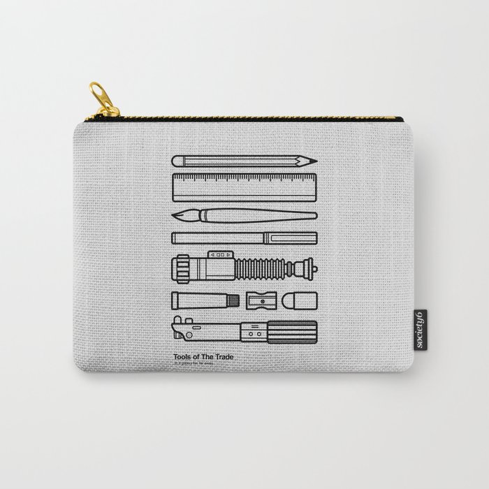 Tools of The Trade Carry-All Pouch