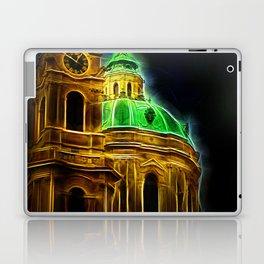 Fractal Prague Glow UV Laptop & iPad Skin
