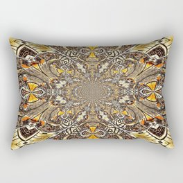 Mirrored Rectangular Pillow