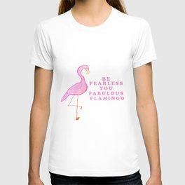 Fabulous Flamingo T-shirt