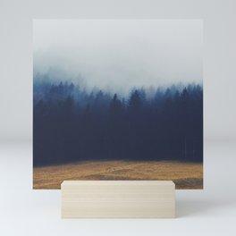 Misty Forest  2 Mini Art Print