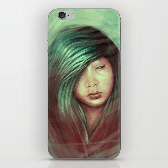 Deep Thoughts iPhone & iPod Skin