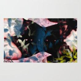 Corset Animal Print Rug