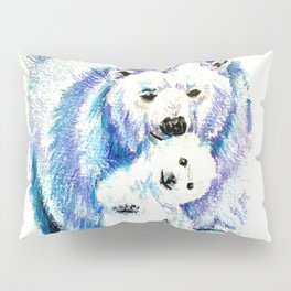 Mama Bear Lovin Pillow Sham