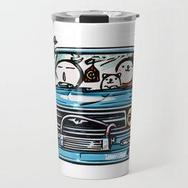 Crazy Car Art 0144 Travel Mug