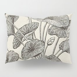 Water Lillies Pillow Sham