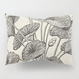 Water Lillies Pillow Sham