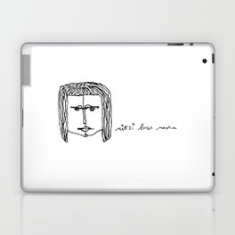mitzi loves mocha Laptop & iPad Skin