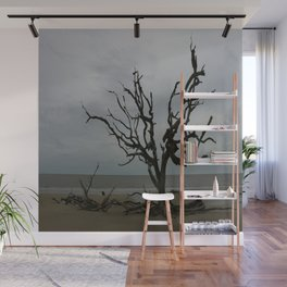 Ghost Tree Beach Wall Mural
