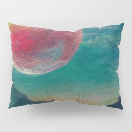On The Nature Of Moonlight Pillow Sham