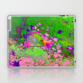 Green Acid Laptop & iPad Skin