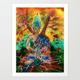 Suchness Art Print