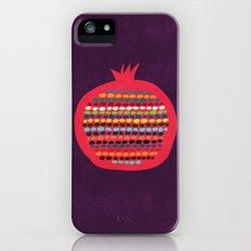 Pomegranate Slim Case iPhone (5, 5s)