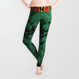 Vintage Cthulhu Leggings