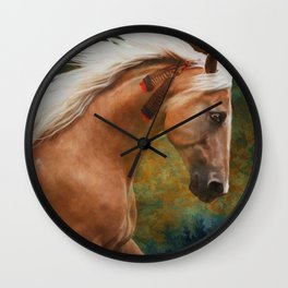 Wind Charger Wall Clock