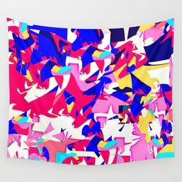 Jumble Wall Tapestry