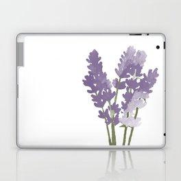 Watercolor Lavender Laptop & iPad Skin