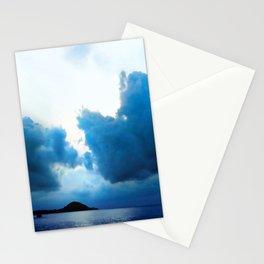 Before sunrise Stationery Cards