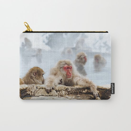 Ice Monkey Carry-All Pouch