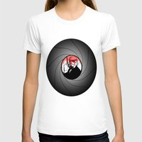 bond T-shirts featuring Trooper Bond by FOREVER NERD