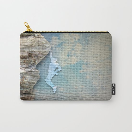 Cliffhanger Carry-All Pouch