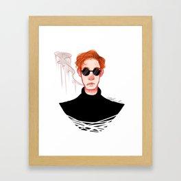 Pa Pa Power Framed Art Print