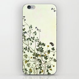 The cultivation of wild iPhone Skin