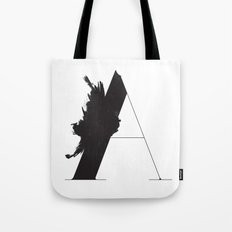 A is for Astronom Tote Bag