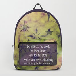 Sister Moon Backpack