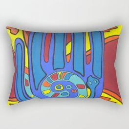 Harmony Hand Rectangular Pillow