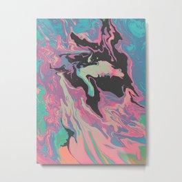 ExtraDimensional Metal Print