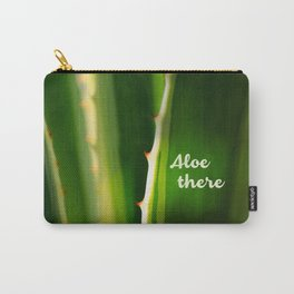 Aloe There Carry-All Pouch