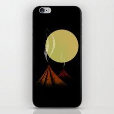 VULCANOS iPhone & iPod Skin
