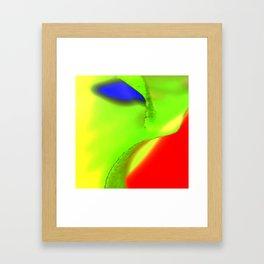 Landscape multicolor ign 541 Framed Art Print