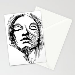 Sketch AND Lash Stationery Cards