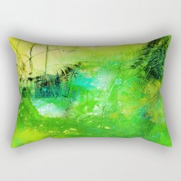 Dreams F by Kathy Morton Stanion Rectangular Pillow
