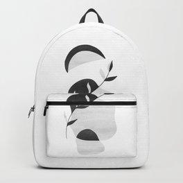 Yin Yang Balance #1 #minimal #abstract #wall #decor #art #society6 Backpack