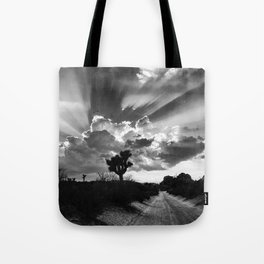Joshua Tree, Illuminated. Tote Bag