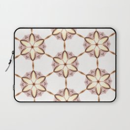 Castro kaleidoscope brilliant pattern version calm Laptop Sleeve