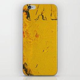 Crackle iPhone Skin