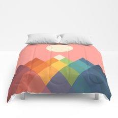 Rainbow Peak Comforters